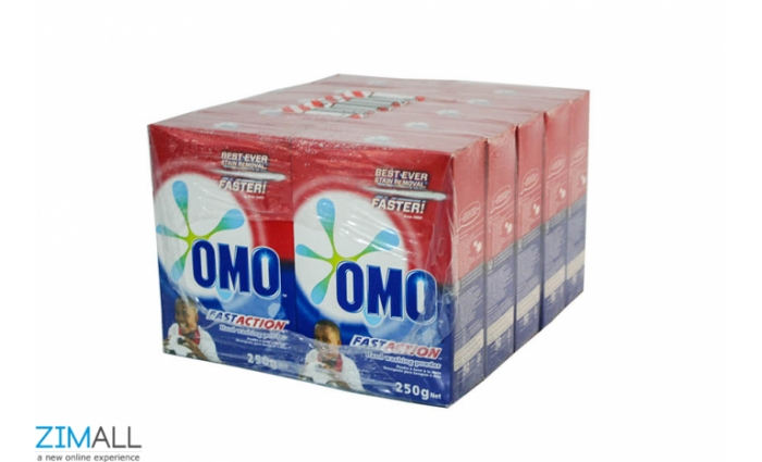 Omo Fast Action Washing Powder : Zimall | Zimbabwe's Online Shopping