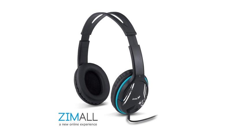 Genius Street Style Headphones GHP -400A