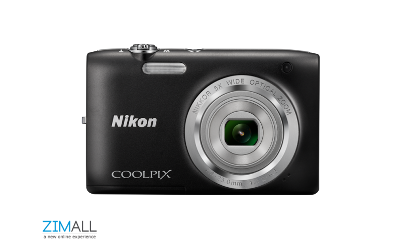 Nikon Coolpix S2800 20MP Compact Digital Camera