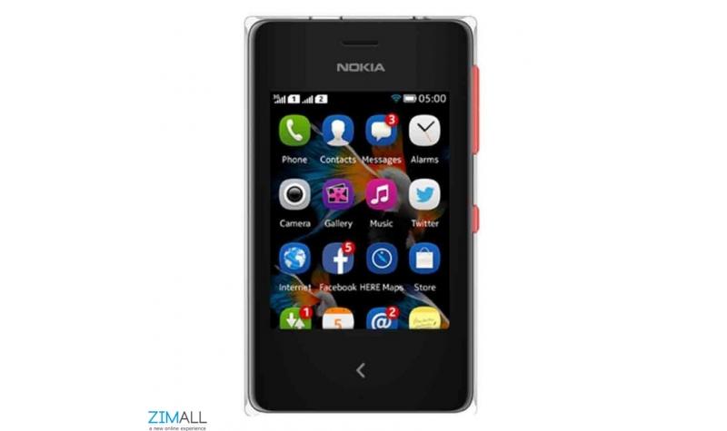 Nokia Asha 500-Dual Sim