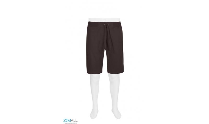 OR Brown Fleece Shorts