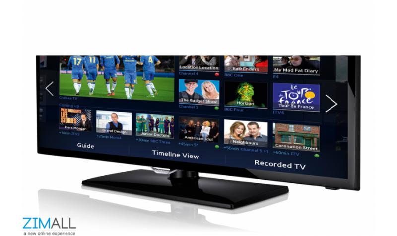 8c82890d1 Samsung 40 Inch Series 5 Smart Full HD LED TV - Zimall Warehouse ...