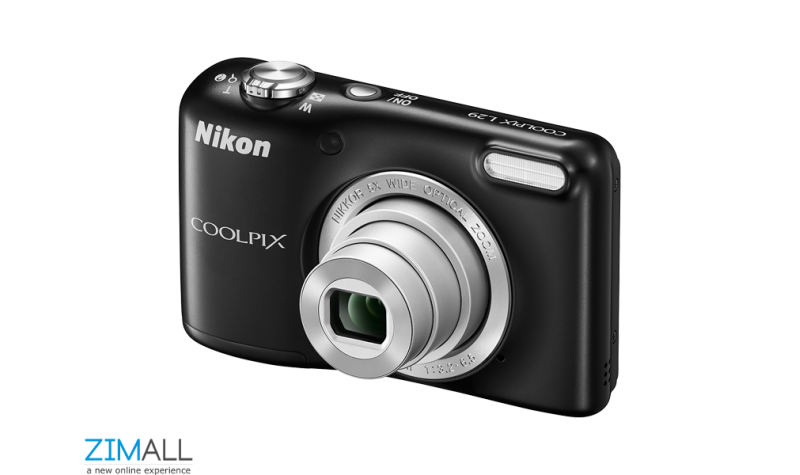 Nikon Coolpix L29 16MP Compact Digital Camera