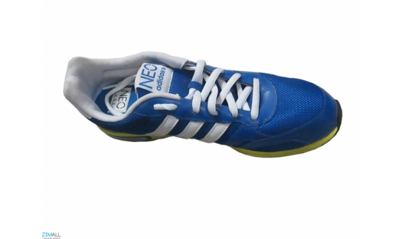adidas neo Men's City Racer Blue, Ftwwht and Powred Running