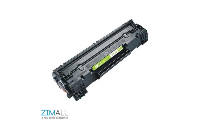HP 78A Black LaserJet Toner Cartridge