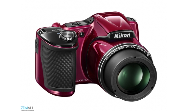 Nikon Coolpix L830 16 MP Digital Camera