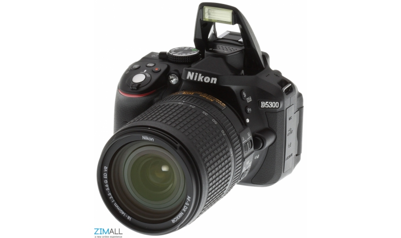Nikon D5300 24MP Digital SLR Camera