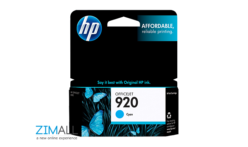 HP 920 Original Ink Cartridge