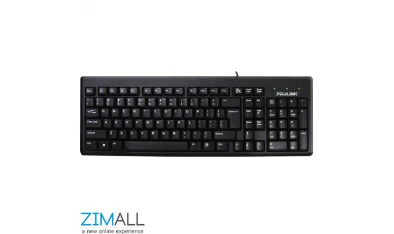 Prolink Wired Keyboard