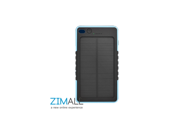 Practical Universal 8000mAh 1.2W 5V Solar Charger