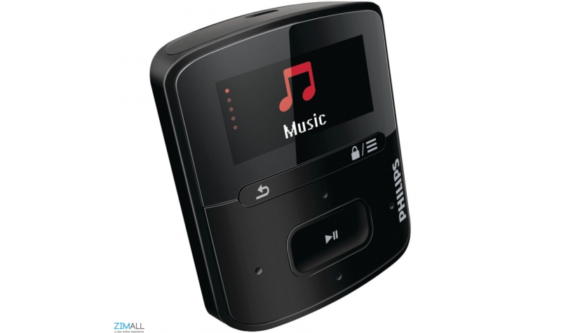 Philips GoGEAR Raga MP3 Players 4GB