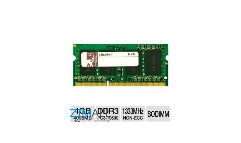Kingston 4GB DDR3 Laptop RAM