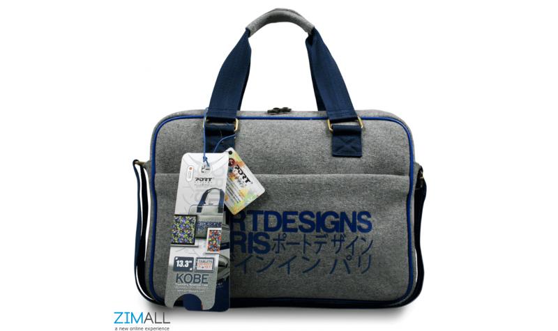 Port Kobe Toploading 13.3 Inch Laptop Bag