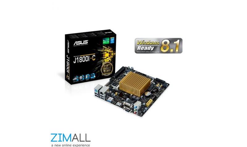 Asus J18001-C Intel Chipset Motherboard