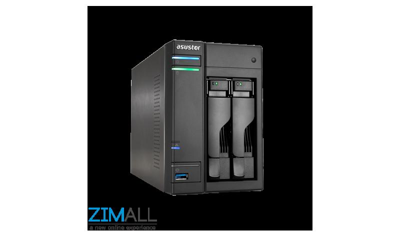 Asustor 202T 2 Bay NAS Server