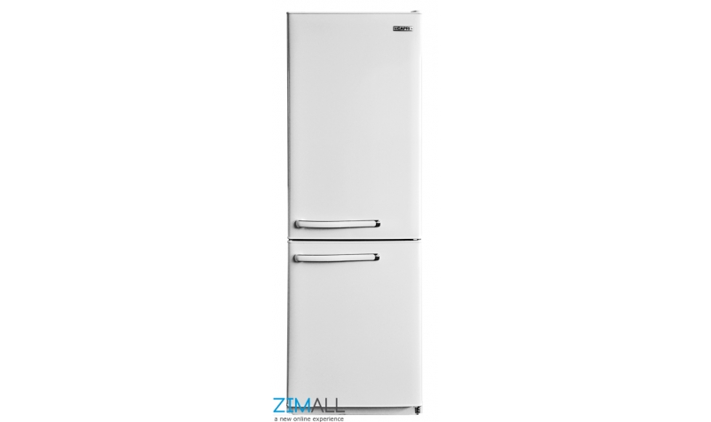 Capri 420L Double Door Bottom Freezer