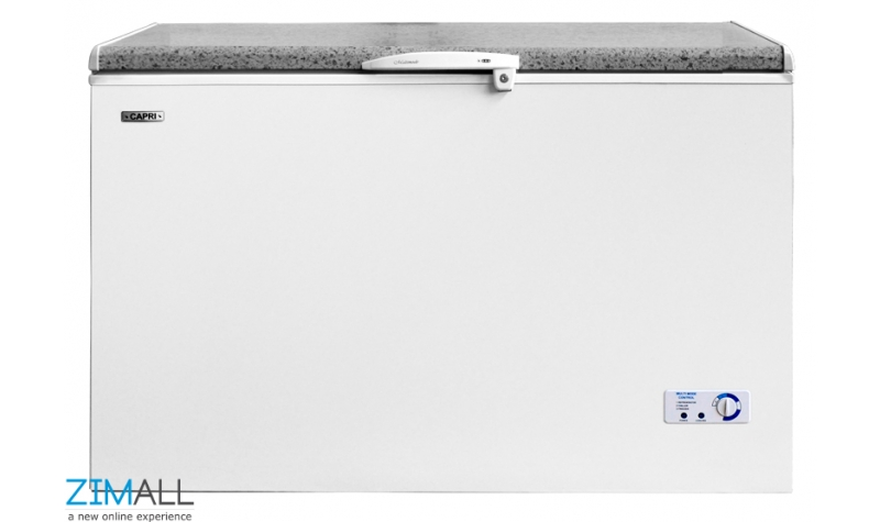 Capri 420L Chest Freezer