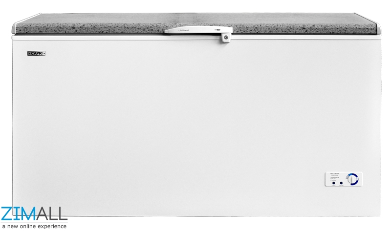 Capri 530L Chest Freezer