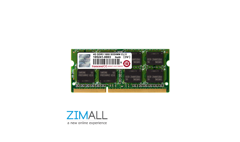 Transcend DDR3L-1600 SO-DIMM  RAM Notebook Memory Module