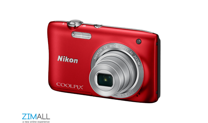Nikon Coolpix S2900 20MP Compact Digital Camera