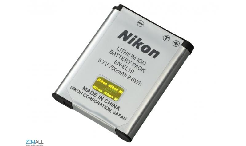 Nikon EN-EL19 Rechargeable Battery