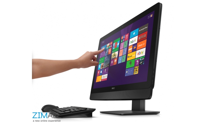 Dell Inspiron 5348 All In One Touchscreen Desktop
