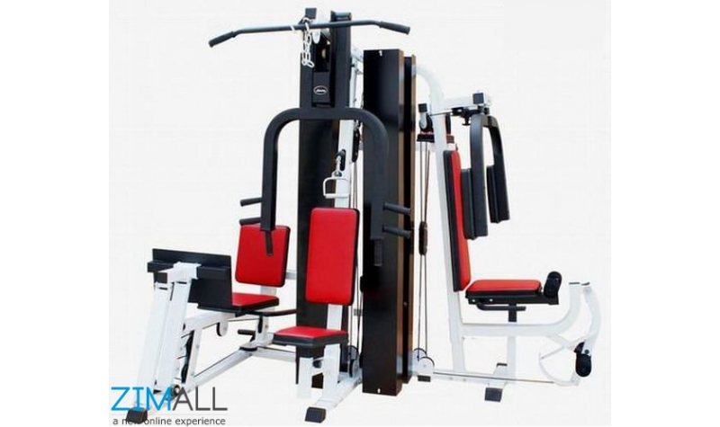 Five station home gym ama 9600h zimall warehouse : zimall