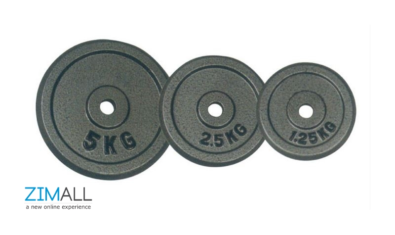 Grey Hammerton Weight Plates
