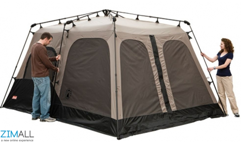 Coleman 8 Person Instant Tent