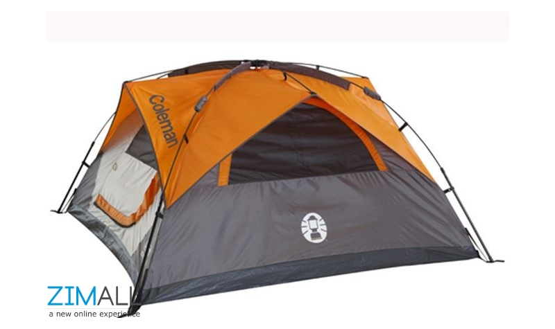 Coleman 3 Person Instant Dome Tent  sc 1 st  Zimall & Coleman 3 Person Instant Dome Tent - Zimall Warehouse : Zimall ...