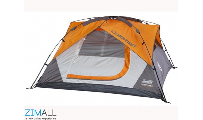 Coleman 5 Person Instant Dome Tent  sc 1 st  Zimall & Coleman 5 Person Instant Dome Tent - Zimall Warehouse : Zimall ...