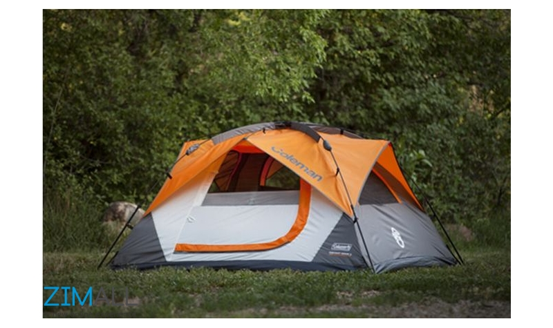 100% authentic 13273 8fc34 Coleman 7 Person Instant Dome Tent - Zimall Warehouse ...