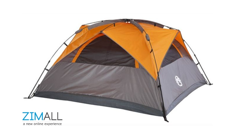 Coleman 7 Person Instant Dome Tent - Zimall Warehouse ...