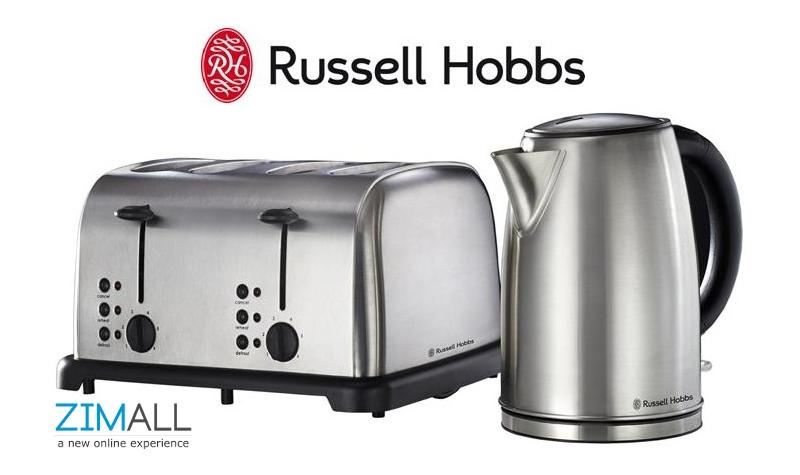 Russell Hobbs 4 Slice Combo Pack
