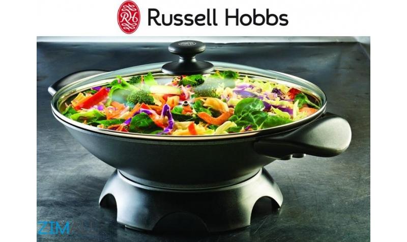 Russell Hobbs Pro-Cook 5L Die-Cast Electric Wok