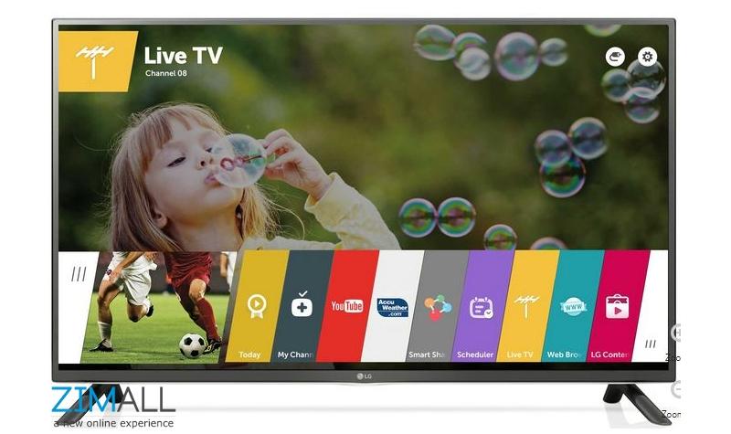 LG 60 Inch 3D Smart TV 60LF650T