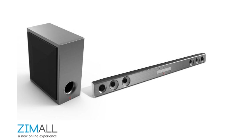 LG 2.1ch Premium TV Matching Sound Bar