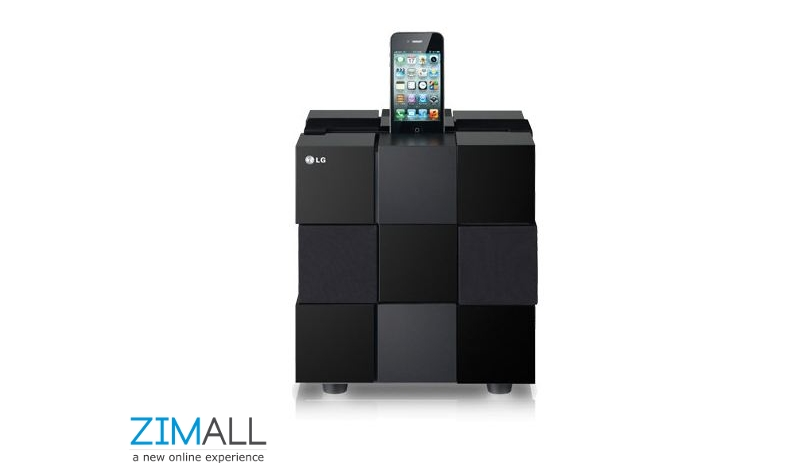LG 80W Docking Speaker With Airplay and Bluetooth
