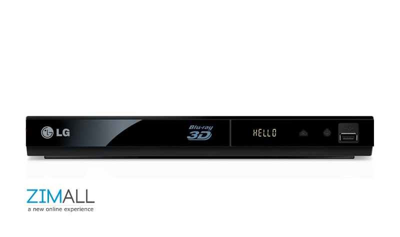 LG 3D Bluray DVD Player BP325