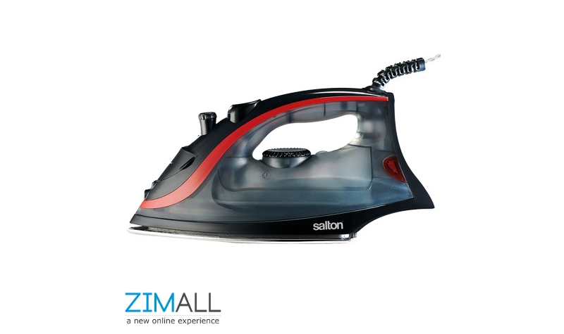 Salton Thermo Express Steam Spray Dry Iron