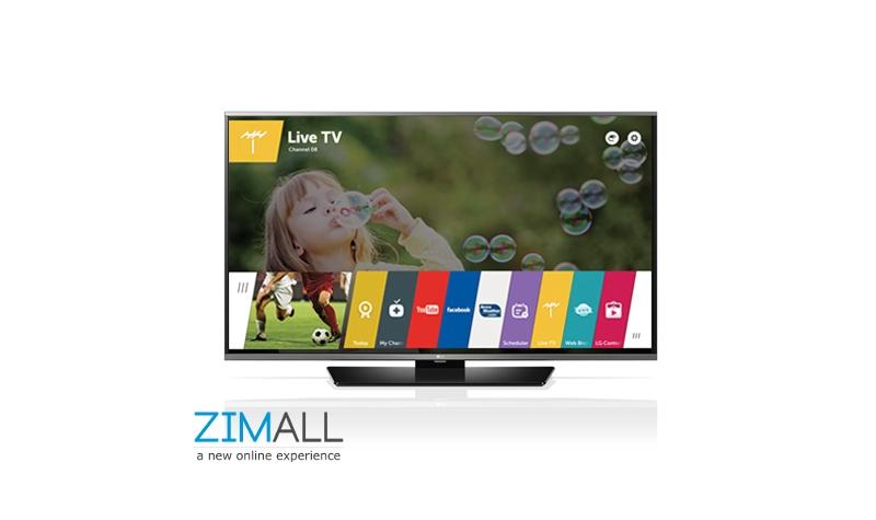 LG 49 Inch FHD SMART LED TV 49LF630T