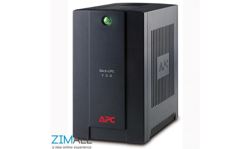 APC Back-UPS 700VA 230V AVR IEC Sockets
