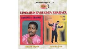 Leonard Zhakata - 2 Albums In 0ne