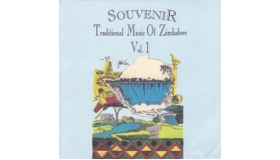 Souvenir Traditional Music of Zimbabwe Vol 1