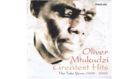 Oliver Mtukudzi - Greatest Hits 1998 - 2002