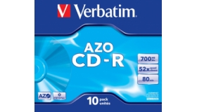 Verbatim AZO Crystal CD-R