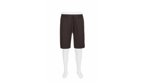 OR Brown Fleece Shorts