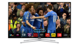 Samsung 55 Inch Series 6 Smart 3D Full HD LED TV