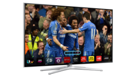 Samsung 65 Inch Series 6 Smart 3D Full HD LED TV