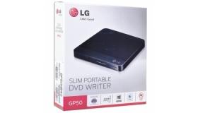 LG Slim Portable DVD Rewriter